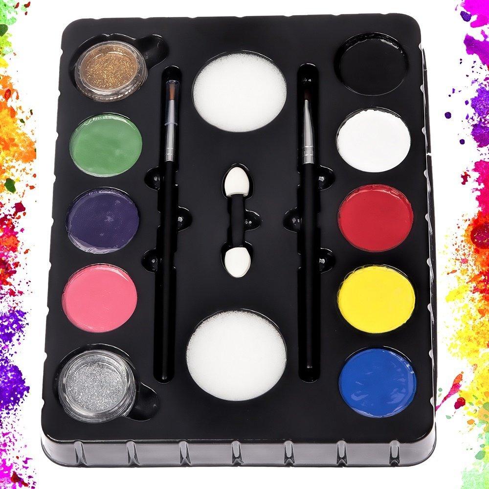 Bo Buggles Face Paint Reviews